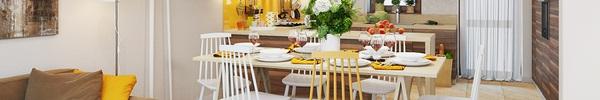 14 mẫu thiết kế phòng ăn theo phong cách Scandaniva đẹp không thể rời mắt