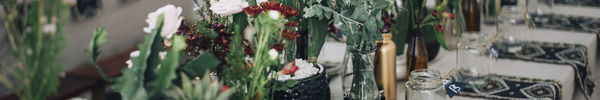 5 phụ kiện trang trí không thể thiếu trong bất kỳ lễ cưới nào