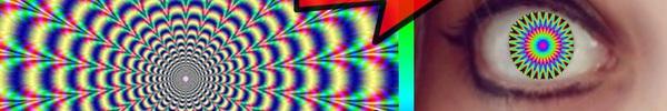 Những hình ảnh đánh lừa thị giác khiến bạn quay cuồng đầu óc vẫn không hiểu nổi