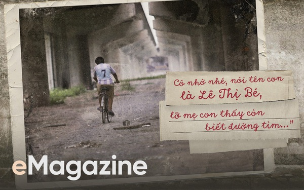 """17 năm hành trình tìm mẹ đằng đẵng xuyên quốc gia của """"cậu bé"""" đánh giày Lê Thị Bé"""