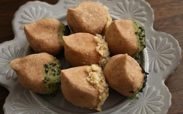 Làm bánh hạt dẻ siêu ngon chẳng cần dùng lò nướng