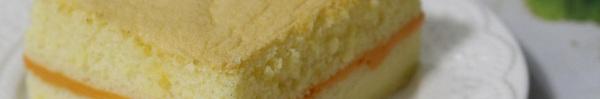 """Công thức làm bánh bông lan phô mai Đài Loan """"chuẩn không cần chỉnh"""""""