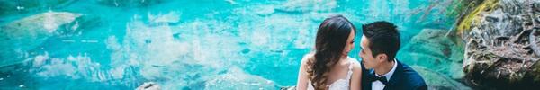 """Ảnh cưới tại hồ xanh, núi trắng Thụy Sĩ đẹp hơn cả Maldives của cặp đôi Việt kiều """"tưởng không yêu mà yêu không tưởng"""""""