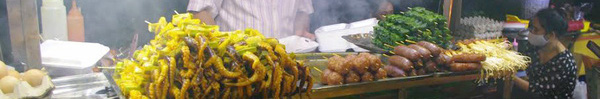 Lạc lối với ẩm thực sắc màu và đa dạng ở chợ đêm Cần Thơ