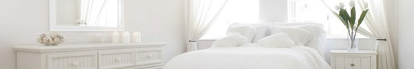 """""""Ăn gian"""" diện tích phòng ngủ với sắc trắng vừa đẹp vừa sang"""