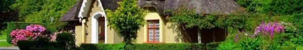 Chiêm ngưỡng những ngôi nhà cổ tích giữa đời thực