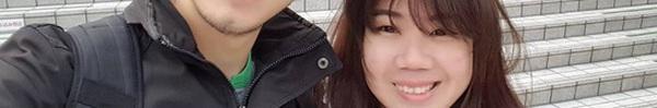 """Cô gái Việt và anh chàng đầu tiên gặp tại Nhật đến cái nắm tay """"trói"""" nhau chỉ vì sợ lạc"""