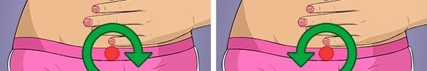 3 cách massage loại bỏ chướng bụng mà không cần tốn nhiều sức