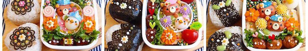 Những hộp cơm vừa đẹp vừa ngon khiến ai cũng chỉ muốn nhìn mãi, không nỡ ăn