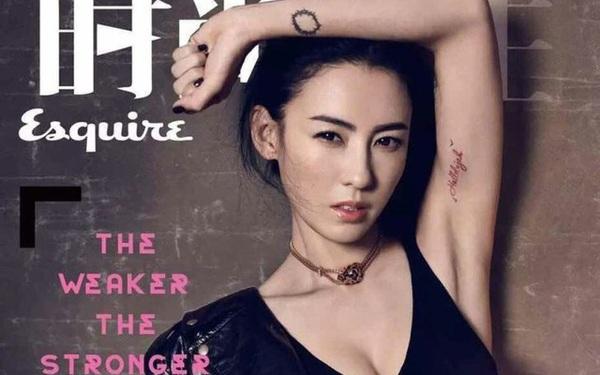 Trương Bá Chi – người đàn bà mạnh mẽ không còn bất chấp sĩ diện để có được tình yêu