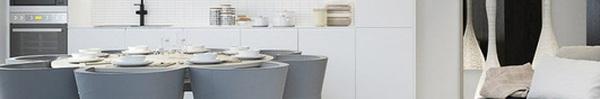 22 mẫu thiết kế phòng bếp màu xám ngỡ nhàm chán mà lại đẹp không tưởng