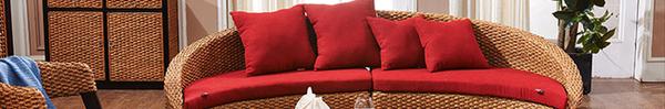 Ngắm nhìn những bộ bàn ghế với chất liệu mây tre đan quen thuộc nhưng đẹp đến bất ngờ