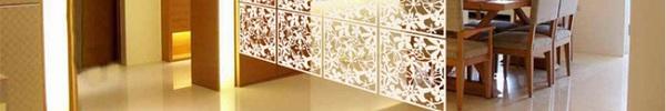 Vách ngăn treo - giải pháp ngăn phòng với chi phí thấp và tiết kiệm diện tích cho nhà chật