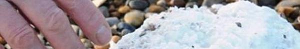 Thấy thứ màu trắng như bột này trên biển thì đừng chạm kẻo rước họa vào thân