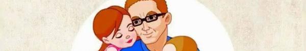 Bố là... - clip ngọt ngào khiến bạn ứa nước mắt mỗi khi nghĩ về bố