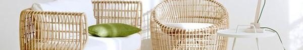 Nâng tầm tinh tế cho không gian sống bằng nội thất mây tre đan