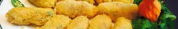 Món ngon cuối tuần: Nem gà chiên xù ngon miễn chê