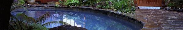 Ngất ngây với những bể bơi sân vườn đẹp hoàn hảo cho giờ phút thư giãn tại nhà