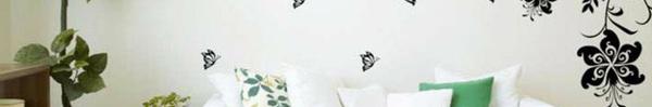 Trang trí tường vừa đẹp vừa cá tính lại ít tốn kém với decal họa tiết
