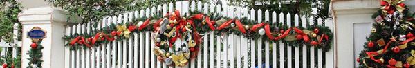 """Ngất ngây với 2 ngôi nhà """"ngập tràn hơi thở Giáng sinh"""" ở quận Long Biên, Hà Nội"""