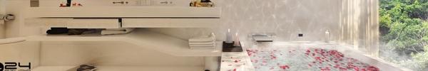 22 thiết kế phòng tắm đẹp hoàn hảo không chê vào đâu được