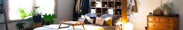 Ý tưởng thông minh khi sử dụng giá sách trang trí đầu giường