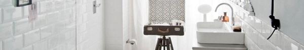 Phòng tắm Vintage với những chi tiết nội thất độc đáo