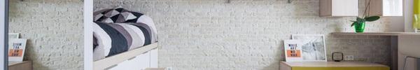 Căn hộ 42m² rộng thênh thang, đẹp mê mải với thiết kế không góc chết, không chi tiết thừa