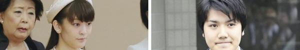 """Chuyện tình 5 năm với chàng trai """"thường dân"""" được giữ bí mật đến phút cuối cùng của công chúa Nhật Bản"""