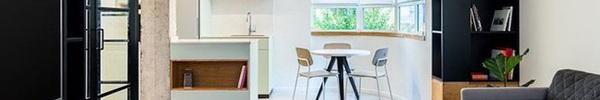 Căn hộ 53m² vừa là tổ ấm, vừa là nơi làm việc tiện nghi của cặp vợ chồng trẻ