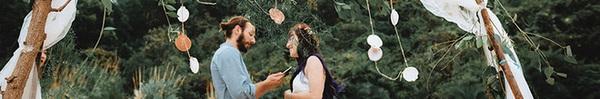"""Đám cưới bí mật đẹp như mơ có 1-0-2 của cặp đôi Tây """"bỏ trốn"""" trên đảo Cát Bà"""