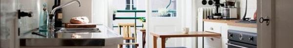 """4 mẫu bàn ăn """"nhỏ nhưng có võ"""", cực dễ kiếm và dễ ứng dụng cho nhà chật"""