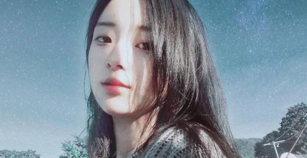 Lại thêm một cô nàng đến từ Hàn Quốc xinh chả khác gì búp bê!