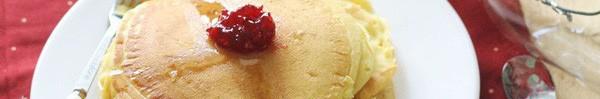 Pancake mật ong thơm mềm hấp dẫn