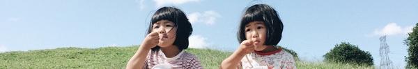 Sun và Moon - cặp song sinh tóc ngố, má phính đốn tim cư dân mạng với loạt ảnh đẹp long lanh