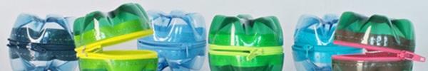 Tận dụng chai nhựa cũ làm đồ vật tiện ích trang trí nhà thêm xinh