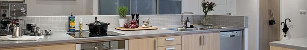 Ngắm là mê căn hộ với thiết kế nhà bếp cực đỉnh