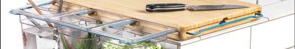 Thớt đa năng - món dụng cụ nhà bếp hoàn hảo làm siêu lòng mọi người nội trợ