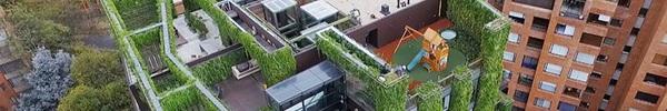 Tòa nhà phủ đầy cây xanh ẩn chứa những điều tuyệt vời khiến ai cũng ao ước sở hữu