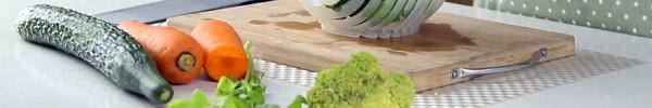 Giảm cân nhanh hậu Tết với sự giúp sức của trọn bộ dụng cụ tiện ích làm salad