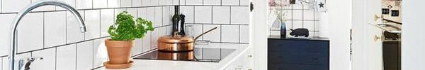 """Những căn bếp với diện tích chưa đến 10m² nhưng nhờ sử dụng gam màu này lại trở nên rộng """"thênh thang"""" và đẹp bất ngờ"""