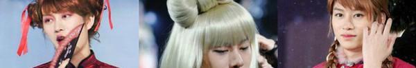 """Choáng ngợp những màn giả gái """"thần sầu"""" của """"siêu sao vũ trụ"""" Kim Heechul trên các show truyền hình"""