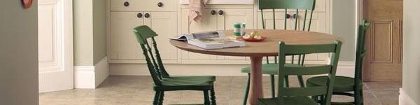 7 gợi ý phối hợp màu sơn và nội thất trong trang trí nhà