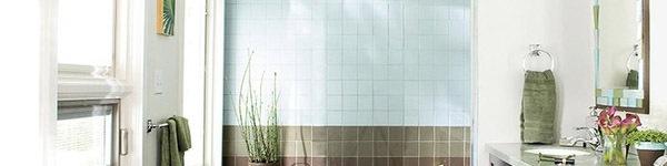 5 cách làm tăng ánh sáng cho phòng tắm
