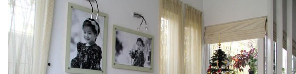 Biệt thự tiền tỉ mang tên bé gái đáng yêu ở quận 7, Sài Gòn