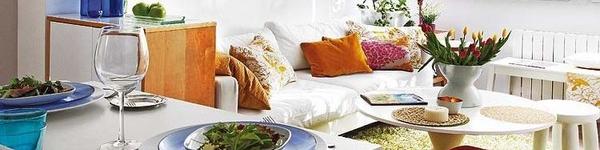 Căn hộ 40m² ngập tràn sắc xuân nhờ nội thất hiện đại