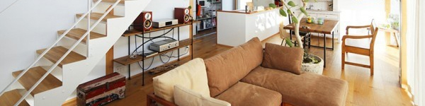 Ngôi nhà đẹp được thiết kế lắp ghép siêu đơn giản ở Nhật Bản