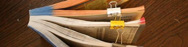 6 cách làm đẹp nhà bằng sách cũ
