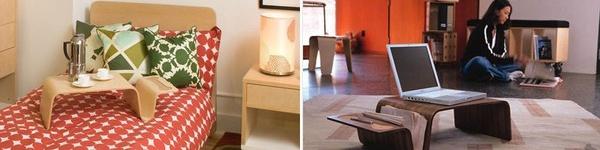 4 mẫu bàn đẹp và đa năng thích hợp cho nhà chật