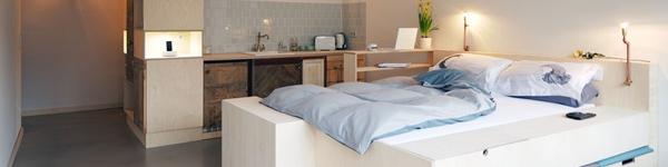 Ngắm căn hộ nhỏ 30m² đẹp như phòng khách sạn